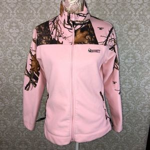 Rocky Mossy Oak Fleece Jacket